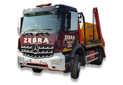 Skip Hire, Zebra Waste Disposal Services
