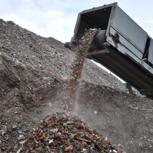 Crushed Brick, 6F2, Crushed Aggregate