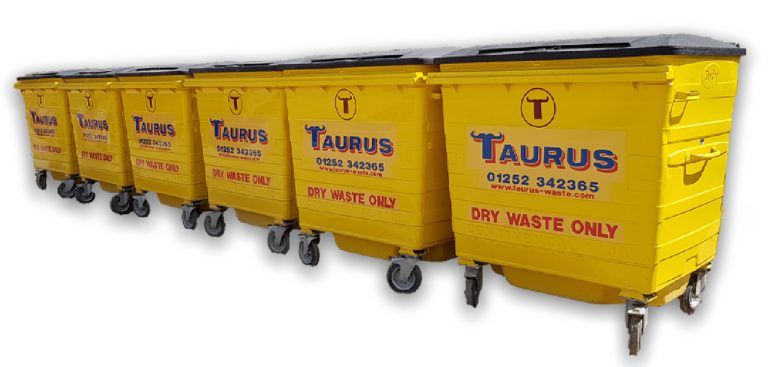 Trade Waste Wheeled Bins, Wheelie Bins
