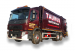 Trade Waste, Dustcart, Rear End Loader