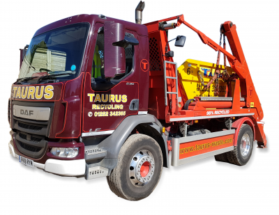 SKIP HIRE | Taurus Waste Recycling | All Sizes | Low Prices