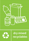 dry mixed recycling